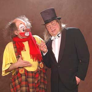 Профессиональные клоуны